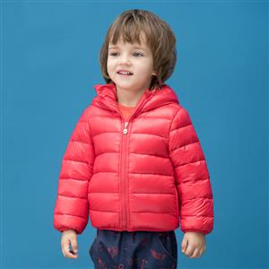 Boys Hooded Puffer Jacket, Boys Dowb Jacket, Winter Clothing for Boys, Winter Coat for Boys, #N12329