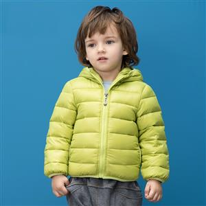 Boys Hooded Puffer Jacket, Boys Dowb Jacket, Winter Clothing for Boys, Winter Coat for Boys, #N12331
