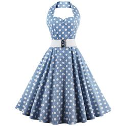 Retro Dresses for Women 1960, Vintage Dresses 1950's, Vintage Dress for Women, Sexy Dresses for Women Cocktail Party, Casual tea dress, Polka Dot Dress, #N11807