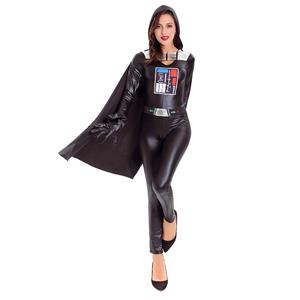 Women's Halloween Party Costume,Star Blaster Costume, Darth Vader Cosplay Outfits, Star Wars Costume, Warrior's Costume for Wowen, #N14613