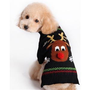Pet Sweater, Pet Clothing for Small Dog, Dog Christmas Costume, #N12269
