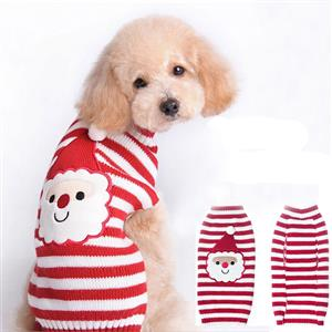 Pet Sweater, Pet Clothing for Small Dog, Dog Christmas Costume, #N12270