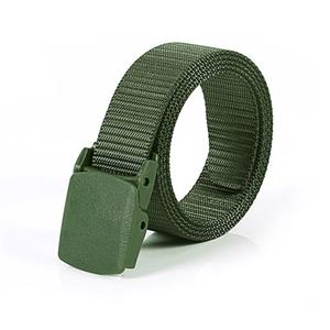 Olive Drab Soldier Wasit Belt, Fashion Durable Nylon Waist Belt, Men's Fashion Sports Wasit Belt Accessory, Nylon Outdoor Sports Waist Belt for Men, Elastic Waistband, Strong Nylon Waist Blet, High Quality Waist Belt, #N20149