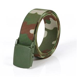 Camouflage Soldier Wasit Belt, Fashion Durable Camouflage Nylon Waist Belt, Men's Fashion Camouflage Sports Wasit Belt Accessory, Nylon Outdoor Sports Waist Belt for Men, Elastic Waistband, Strong Nylon Waist Blet, High Quality Waist Belt, #N20152