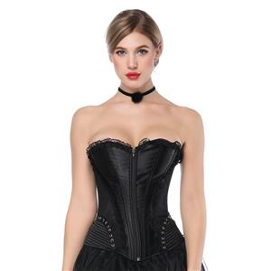 Fashion Body Shaper, Cheap Shapewear Corset, Womens Bustier Top, Sexy Bustier Corset, Outerwear Corset for Women, #N16542