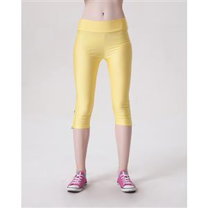 Yoga Leggings, Sexy Legging Pants, Cheap Capri Pants, High Quality Ladies Leggings, Sport Leggings, Sport Trousers, #L11710