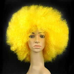 Fashion Wigs,Cheap Curly Wigs,Unisex Wigs,Wild-curl up Wigs,Explosion Head Curls,Natural Curly Hair Wig,Fluffy Explosion Head Wig,Natural Hair Modeling Wig,#MS19657