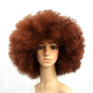 Fashion Wigs,Cheap Curly Wigs,Unisex Wigs,Wild-curl up Wigs,Explosion Head Curls,Natural Curly Hair Wig,Fluffy Explosion Head Wig,Natural Hair Modeling Wig,#MS19659