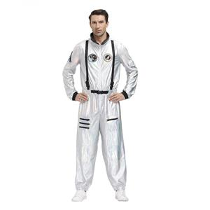 Men's Space Costume, Hot Sale Space Suit Costume, Captain Role Play Costume, Halloween Cosplay Star  Wars Costume,Collective Party Costume,Astronaut Jumpsuit Cosplay Costume, #N20593
