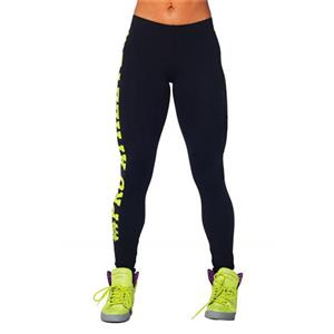 Fashion Black Leggings for Yoga Running Workout Exercise L12732