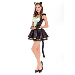 Furry Naughty Cat Adult Costume N14745