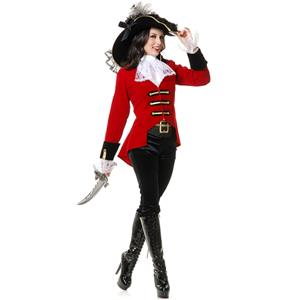 Sexy Pirate Costumes, Sexy Costumes, Adult Halloween Costumes, #N11974