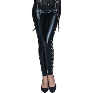 Sexy PVC Legging, Women's PVC Trouser, Hot Sell Leather Pants,  #N12416