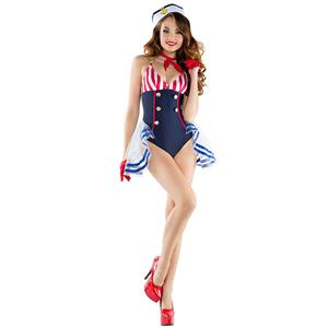 Cheap Sailor Costume, Anime Sailor Costume, Cosplay Costume, Hot Sale Halloween Costume, #N12904