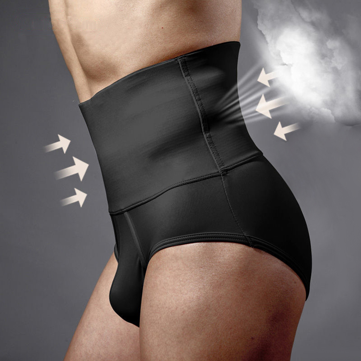 99bfdcd1663f2 Men s High Waist Butt Lifter Body Shaper Tummy Control Panties Shapewear