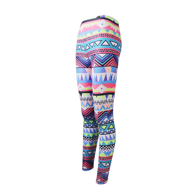 Fashion Flex Eygpt Print Leggings Yoga Running Workout Exercise L11555