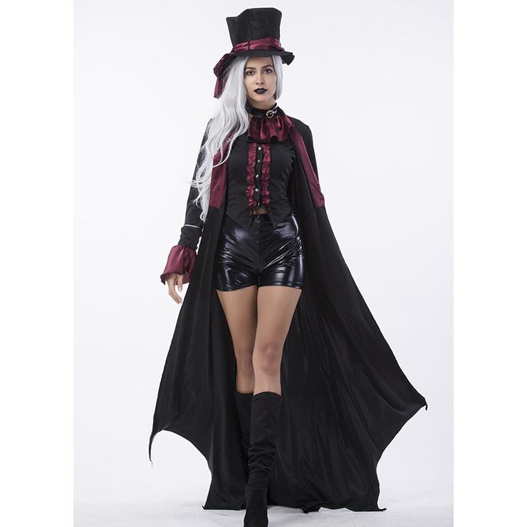Halloween Costume 38.Gothic Adult Halloween Women S Vampire Masquerade Costume N14764