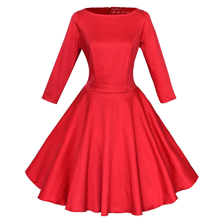 Free shipping long sleeve red vintage dress online store. Best long sleeve red vintage dress for sale. Cheap long sleeve red vintage dress with excellent quality and fast delivery. | distrib-u5b2od.ga
