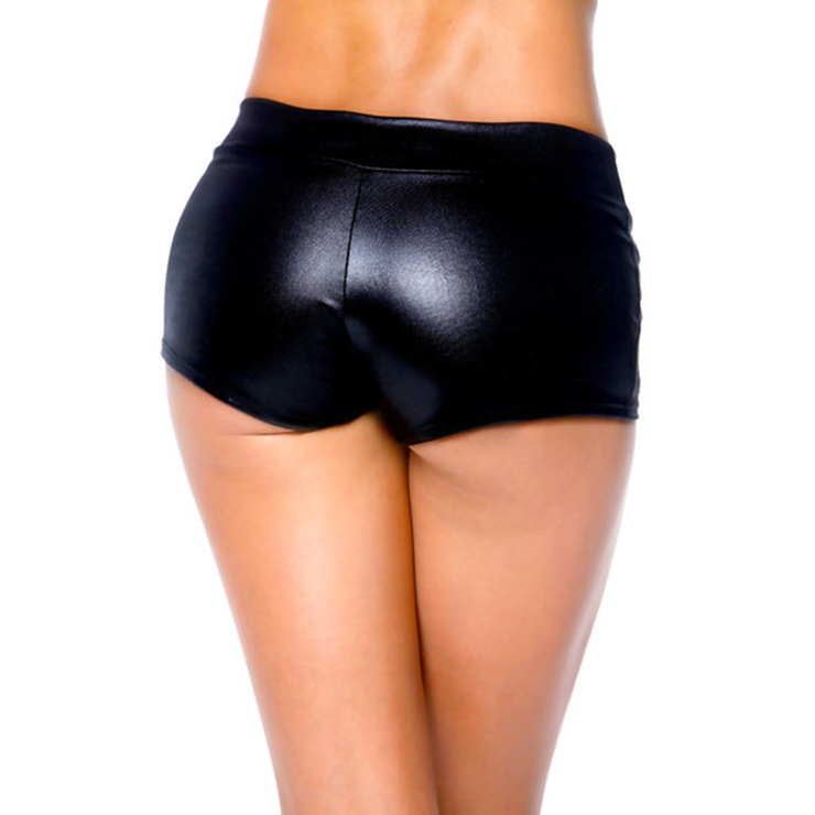 Women's leather shorts are an all-time classic. They are everything that you shouldn't wear, yet somehow they just work! The leather against the skin can help a woman to feel like a sex queen.