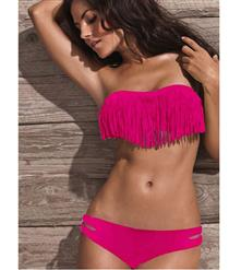 Fringe Swimsuit Fringe Swimwear, Fringe Bathing Suit, Fringe Bikini, #BK5424