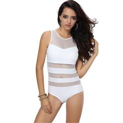 Monokini, Ladies Girls Lace Padded Bra Swimsuit, Ladies Girls Lace Bikini, #BK6779
