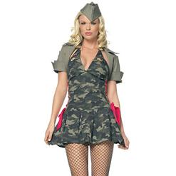 Military Uniforms,  Sexy Army Costume,  army uniforms,  #CP1519