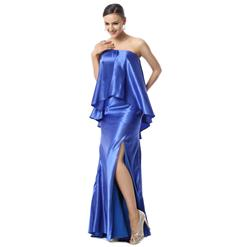 Elegant Blue Dresses, Evening Dresses for Cheap, Women's Evening Dresses, Hot Selling Dresses, Fashion Formal Dresses 2015, #F30007