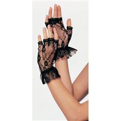 Lace Wrist Gloves, Sexy Gloves,sexy lingerie wholesale,gloves Set wholesale, #HG1914