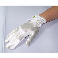 Sexy Short  Satin Gloves, sexy Gloves, sexy lingerie wholesale,Gloves wholesale, #HG1962