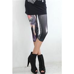 Classic Beauty Short Leggings L5160