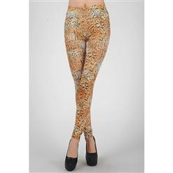 Sexy High Waist Leopard Legging L5201