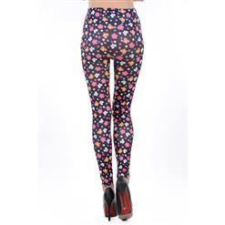 Cute Flower and Butterfly Leggings L6990