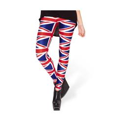 Union  flag Leggings, Union Jack Leggings, UK Jack Leggings, #L7994
