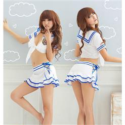 Sailor Girl Costume, Sailor sweetie Costume, Sexy Sailor Halloween Costumes, #M3279