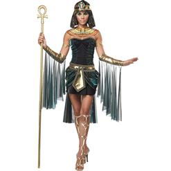 Egyptian Costume, Sexy Halloween Costume, Cheap Women's Costume, Egyptian Goddess Costume, #N10039