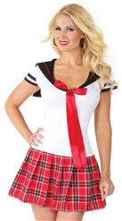 Sweetheart Anime School Girl Costume N10040