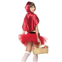 Sexy Cutie Red Riding Hood Costume N10838