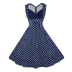 Retro Dresses for Women 1960, Vintage Dresses 1950's, Vintage Dress for Women, Sexy Dresses for Women Cocktail, Cheap Party Dress, Polka Dot Dress, #N11094