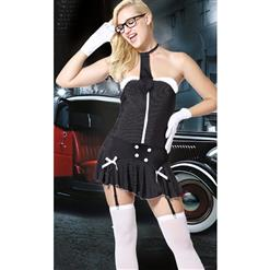 Executive Lady, Naughty Executive Costume, Sexy Secretary Costume, Office Women's Costume, #N14719