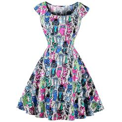 Retro Dresses for Women 1960, Vintage Dresses 1950's, Vintage Dress for Women, Sexy Dresses for Women Cocktail, Cheap Party Dress, #N14999