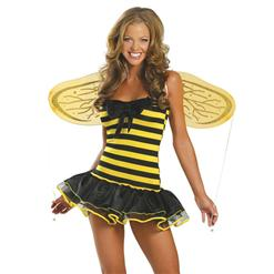 Bee Costume, Adult Bumble Bee Costume, Lady Bug Costume,#N1785