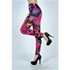 Fashion Trend Leggings, Fashion Trend Legging, Leggings, #L4989