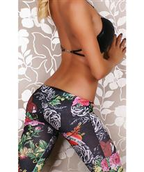 Sexy Legging, Sexy Legging Fashion Pants Tattoo, Fashion Pants Tattoo Leggings, #L4991