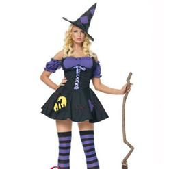 Sexy lingerie china,Sexy Halloween costume,Sexy Witch Costume,#N4358