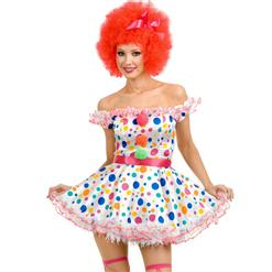 Sugar and Spice Costume, Food Costume, Sexy Sugar Costume, #N4404