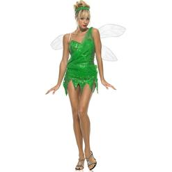 Sexy Green Pixie Costume N4731