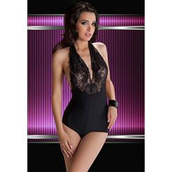 Chic halter neck body, Flavia by Passion, Lace Halter Teddy, #N5674