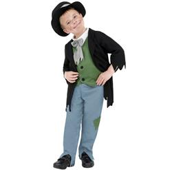 Victorian costume for boys, victorian boys costume, Dodgy Victorian Boy Costume, #N5974