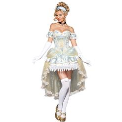 Passionate Princess Costume, Adult Passionate Princess Costume, Passionate Princess Adult Womens Costume, #N5976