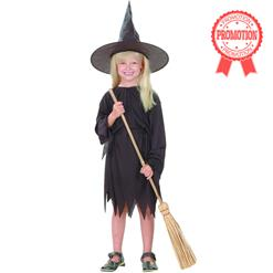 Witch Girl Halloween Costumes, Kids Witch costume, Girl Halloween Costume, #N5983